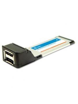 SUNIX SCHEDA ADD-ON EXPRESS CARD 2 PORTE ESTERNE SATAII 3GB/S