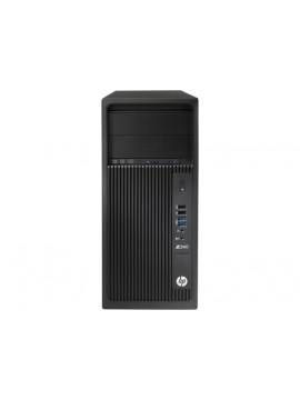 HP PC WKS Z240 E3-1225 8GB 1TB DVD-RW WIN 7 PRO + WIN 10 PRO
