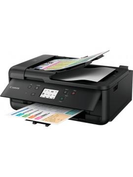 CANON MULTIF. INK PIXMA TR7550 A4 4800X1200DPI FRONTE/RETRO ADF USB/WIRELESS/BLUETOOTH STAMPANTE SCANNER COPIATRICE FAX (5 CARTUCCE)