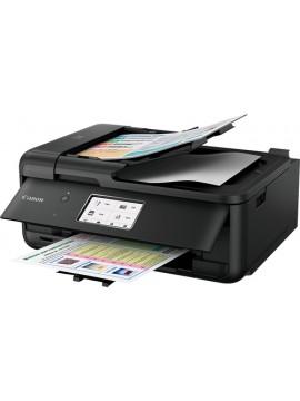 CANON MULTIF. INK PIXMA TR8550 A4 9600X2400DPI FRONTE/RETRO ADF USB/WIRELESS/BLUETOOTH SLOT PER SCHEDA SD STAMPANTE SCANNER COPIATRICE FAX (5 CARTUCCE)