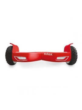 NILOX HOVERBOARD DOC 2 RED AND WHITE