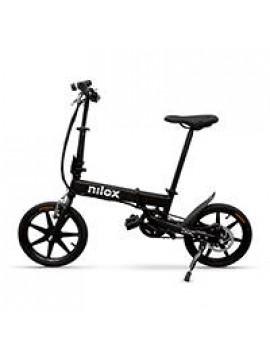 NILOX DOC E-BIKE X2 BLACK
