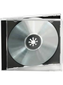 DIGITUS CUSTODIA RIGIDA PER CD, JEWEL BOX CASE, 10MM