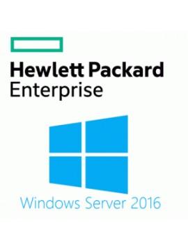 HP WINDOWS SERVER 2016 ESSENTIAL (25 CAL) ROK ITA