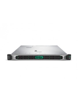 HP SERVER RACK DL360 GEN10 XEON EIGHT-CORE 4110, 16GB DDR4, CONTROLLER SAS/SATA, PSU 500W REDUNDANT