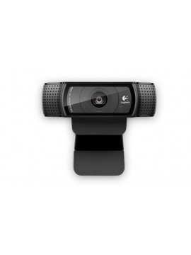 LOGITECH WEBCAM PRO USB FULL HD AUTOFOCUS E MICROFONO C920