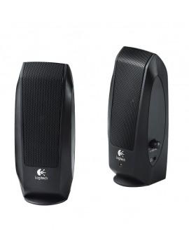 LOGITECH SPEAKER S120 BLACK 2.0 SYSTEM OEM