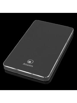 ATLANTIS BOX ESTERNO DISKMASTER ULTRASLIM HDE244GC 2,5 SATA USB 3.1/TYPE-C GRIGIO