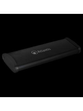 ATLANTIS BOX ESTERNO DISKMASTER M2-613B SSD M2 USB 3.0 NERO