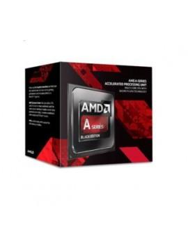 AMD CPU APU A8-7650K, 3,30GHZ, FM2+, RADEON R7, 4MB CACHE, 95W, BOX, BLACK EDITION, QUIET COOLER