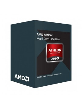 AMD CPU ATHLON X4 845, 3,50GHZ, FM2+, 4MB CACHE, 65W, BOX, SILENT COOLER