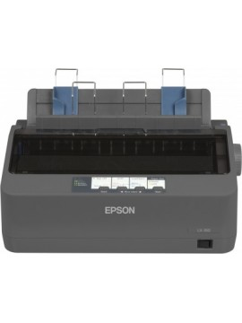 EPSON STAMPANTE AGHI LX 350 9 AGHI 80 COLONNE 1+4 COPIE USB/SERIALE/PARALLELA