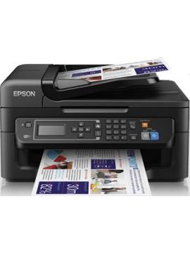 EPSON MULTIF. INK WF-2630WF A4 34PPM 5760X1440 USB/WIFI STAMPANTE SCANNER COPIATRICE FAX