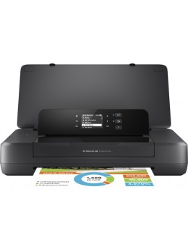 HP STAMP. INK OJ MOBILE 200 A4 20PPM 1200DPI USB/WIFI