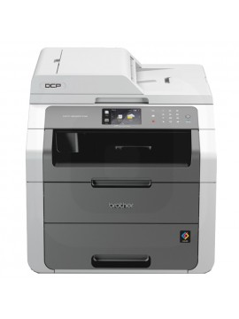 BROTHER MULTIF.DCP-9020CDW COLORI A4 FRONTE/RETRO ADF USB/ETHERNET/WIRELESS TOUCHSCREEN
