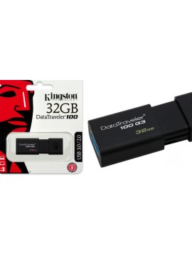 KINGSTON PEN DISK 32GB USB3.0 DATATRAVELER 100