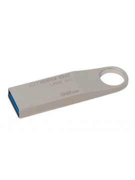 KINGSTON PEN DISK 32GB USB3.0 ULTRA SLIM METAL CASE SILVER