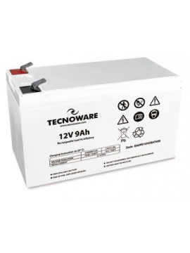 TECNOWARE POWER BATTERY 12V 9AH