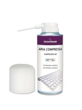 TECNOWARE EASY SERVICE ARIA COMPRESSA SPRAY 400 ML