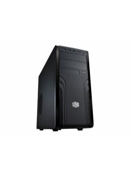 COOLER MASTER CASE FORCE 500, 1 X USB3 + 2 X USB2 + ONE 12 CM STANDARD FAN + 2XODD + 8XHDD