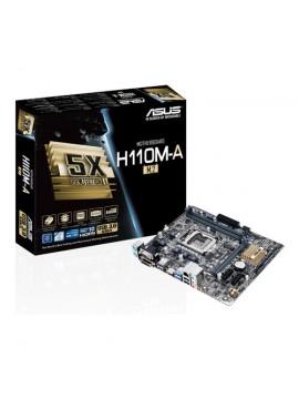 ASUS MB H110M-A/M.2 MATX DDR4 LGA1151 M.2 DVI HDMI VGA
