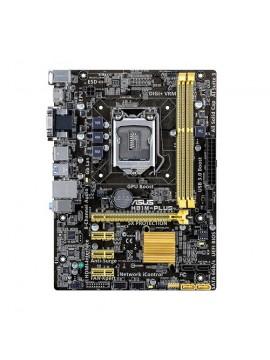ASUS MB H81M-PLUS MATX LGA1150 DDR3 DVI HDMI VGA