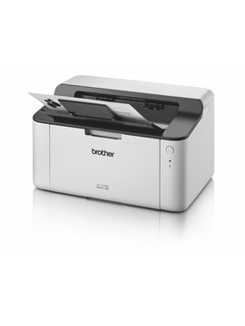 BROTHER STAMP. LASER HL-1110 A4 B/N 20PPM 2400X600DPI USB