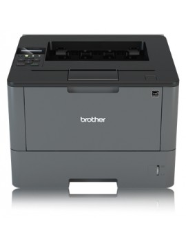 BROTHER STAMP. LASER HLL5100DN B/N A4 40PPM FRONTE/RETRO USB/ETHERNET