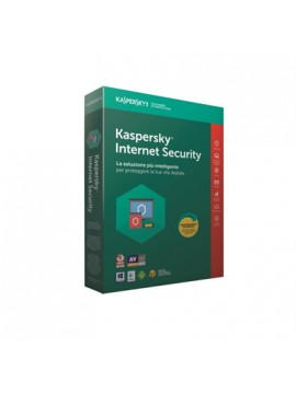 KASPERSKY INTERNET SECURITY 3 USER 1 YEAR