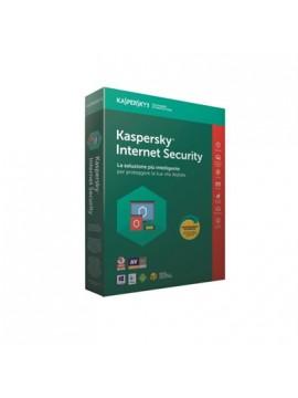 KASPERSKY INTERNET SECURITY 5 USER 1 YEAR