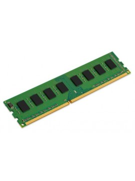 KINGSTON RAM DIMM 8GB DDR3L 1600MHZ LOW VOLTAGE 1,35V SINGLE RANK