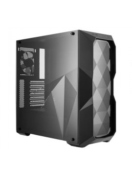 COOLER MASTER CASE MASTERBOX TD500L RGB MID TOWER ATX 2XUSB3.0 7XBAY EXPANSION, SIDE PANEL WINDOW