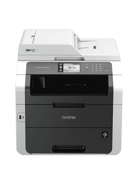 BROTHER MULTIF. LASER MFC9330CDW A4 COLORE 16PPM 2400DPI FRONTE/RETRO ADF USB/ETHERNET/WIRELESS STAMPANTE SCANNER COPIATRICE FAX