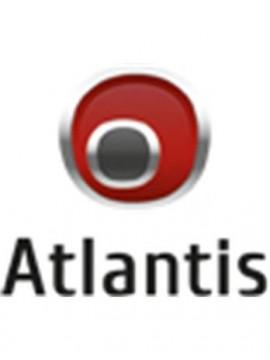 ATLANTIS MOUSE PAD ULTRASOTTILE ADERENTE MULTICOLORE