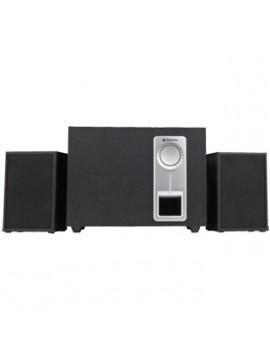 ATLANTIS SPEAKER SOUNDMASTER 1200 KIT 2.1 CASSE + SUBWOOFER IN LEGNO CON REGOLATORE VOLUME