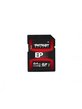 PATRIOT SDXC 64GB CLASSE10 EP PRO UHS-I