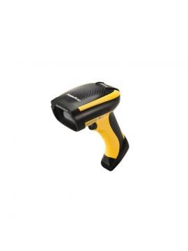 DATALOGIC POWERSCAN PM9500, 1D/2D, 433 MHZ, STD RANGE, USB KIT, REMOVABLE BATTERY