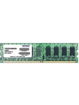 PATRIOT RAM DIMM 2GB DDR2 800MHZ CL6 NON ECC