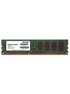 PATRIOT RAM DIMM 8GB DDR3 1600MHZ CL11