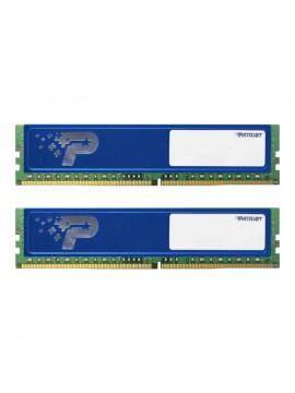 PATRIOT RAM DIMM 8GB (2X4GB) DC DDR4 2133MHZ WITH HEATSHIELD