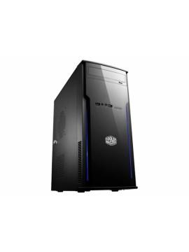 COOLER MASTER CASE ELITE 241, MINI TOWER, PSU 300WATT ACTIVE PFC 80+, USB 3.0, ATX/MICRO-ATX