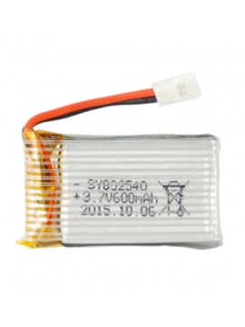 XTREME BATTERIA SUPPLEMENTARE LI-POLYMER BATTERY 250MAH 3,7 V FOR X700C
