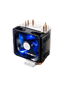 COOLER MASTER DISSIPATORE CPU HYPER 103, TOWER, 92MM 800-2200RPM PWM BLUE LED FAN, 3 DIRECT CONTACT HEATPIPE, FULL SOCKET SUPPORT