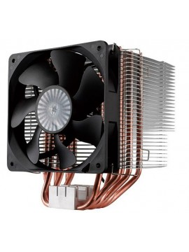 COOLER MASTER DISSIPATORE CPU HYPER 612 VER.2,  TOWER, 120MM 800-1300RPM PWM FAN, 6 X 6MM CDC HEATPIPES, FULL SOCKET SUPPORT