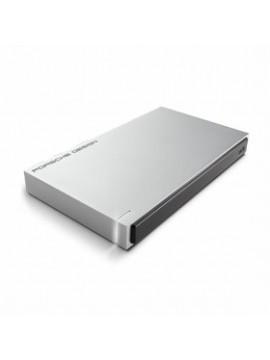LACIE HDD EXT PORSCHE DESIGN 2TB MOBILE DRIVE USB3.0 CAVO USB-C INCLUSO