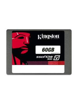 KINGSTON SSD V300 60GB SATA3 2,5 R/W 450/450 MB/S