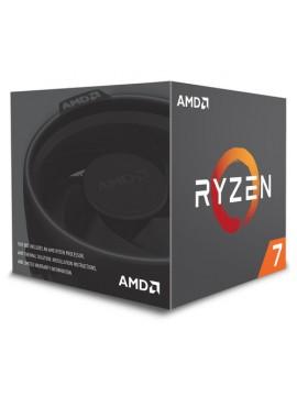 AMD CPU PINNACLE RIDGE RYZEN 7 2700 3,20GHZ AM4 20MB CACHE 65W WRAITH SPIRE LED COOLER