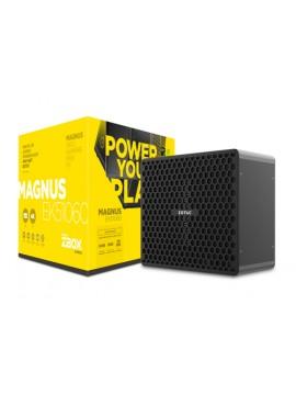ZOTAC PC BAREBONE ZBOX EK51060-BE GTX1060 I5-7300HQ 2x DDR4 SODIMM M2 SSD + 2.5 SATAIII BAY WIFI BT DUAL GLAN HDMI DVI-D 3xDP